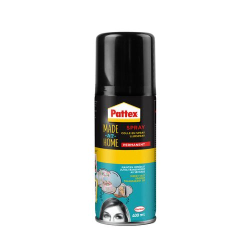 Pattex lijmspray Made at Home permanent 400ml