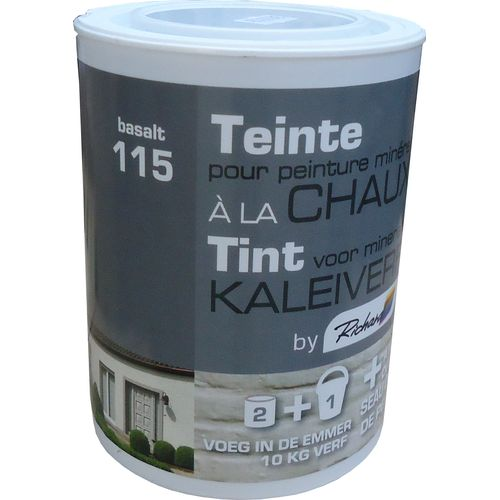 Richard tint voor kaleiverf basalt 250g