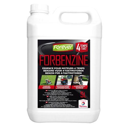 Essence pour moteur 4 temps Forever Products 5 L