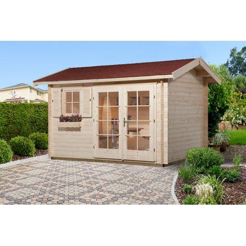 Weka tuinhuis 163 GR4 300x380cm