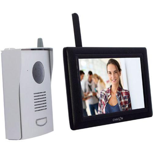 Chacon draadloze digitaal videofoon