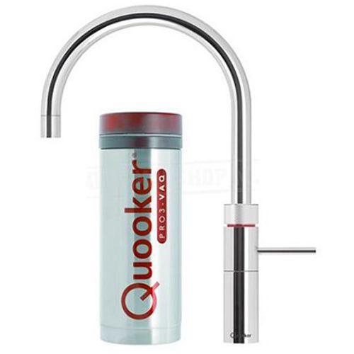Quooker kokend-water-kraan Pro3-VAQ Fusion Round