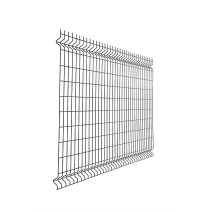 Giardino draadpaneel Napoli grijs 200x63cm