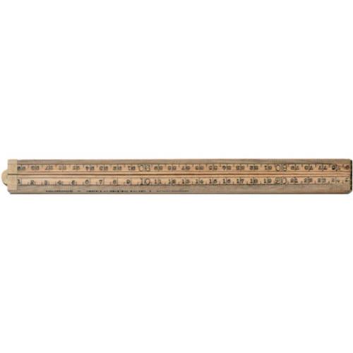 Kelfort duimstok hout Ramin 1 m 10 stuks