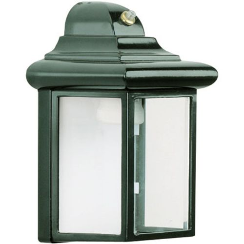 KS Verlichting wandlamp Bornand met dag/nacht sensor