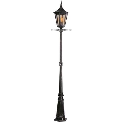 KS Verlichting lantaarn Zeist zwart