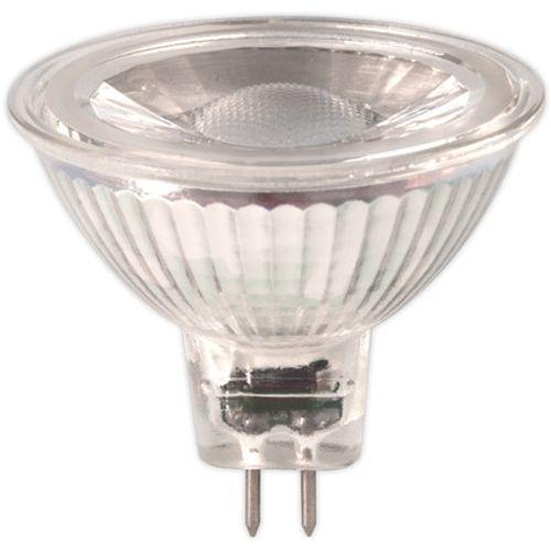 "Calex COB LED lamp MR16 12V 3W 230lm 2800K ""halogeen look"""