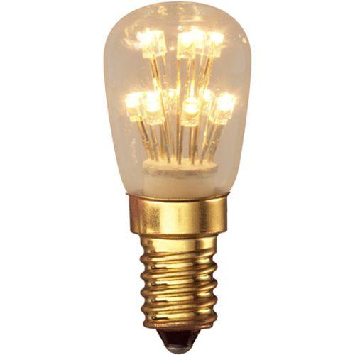 Calex Pearl LED Schakelbordlamp 240V 1,0W E14 T26x60mm, 13-leds 2100K