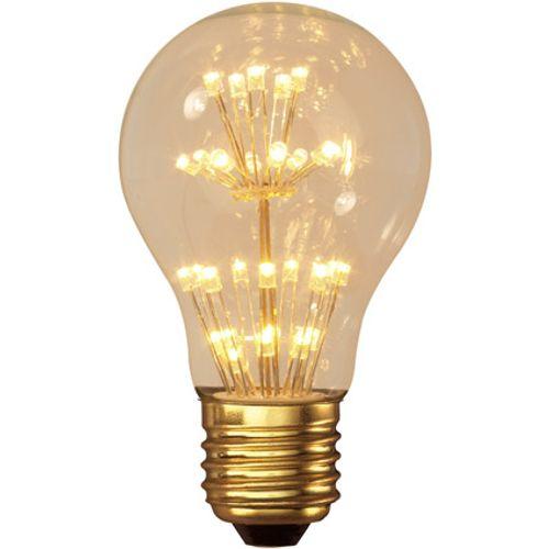 Calex Pearl LED Standaardlamp 240V 1,5W E27 A60, 30-leds 2100K