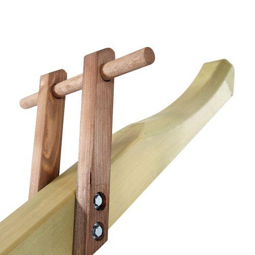 Plum wipwap hout