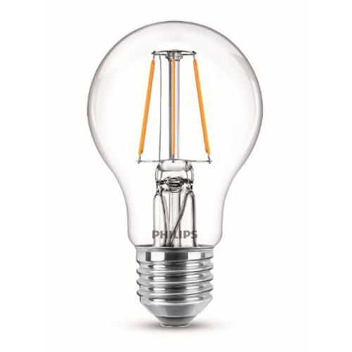 Philips LED-lamp 'A60' 4W
