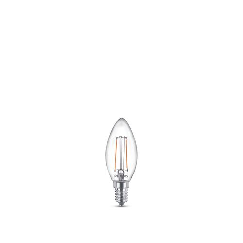 Philips LED-lamp 'B35' 2W