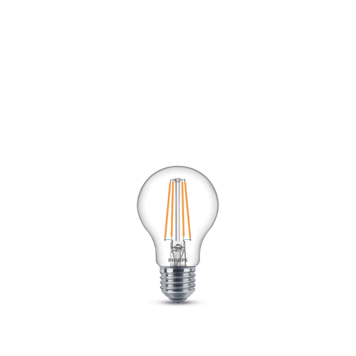 Philips LED lamp A60 E27-60W 1 stuk