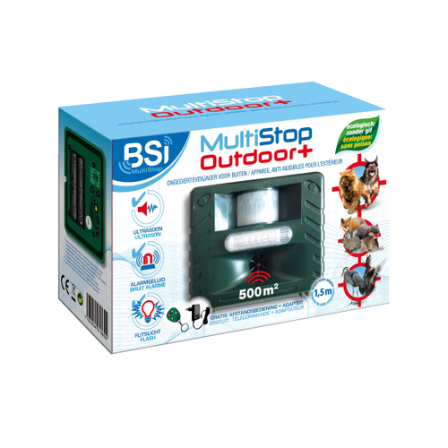 BSI verjager Multistop Outdoor