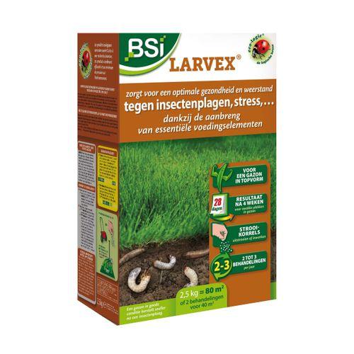 BSI insectenbestrijding Larvex 2,5kg