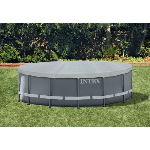 Couverture de piscine Intex Pool Ultra Frame Pool 488cm
