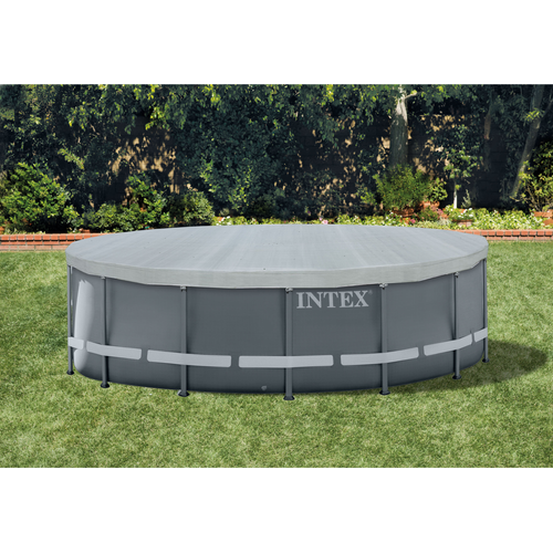 Bache de protection Intex 'deluxe ultra frame pool 488'