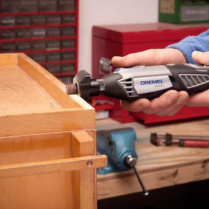 Dremel multi tool 4000JP + 65 accessoires