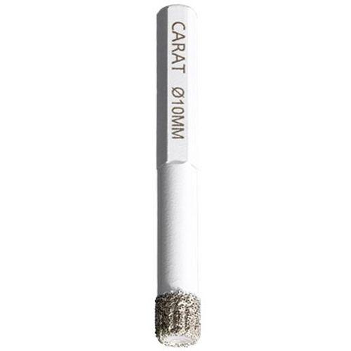 Carat diamant droogboor 10 mm tegelboor zeskant ETD0100000