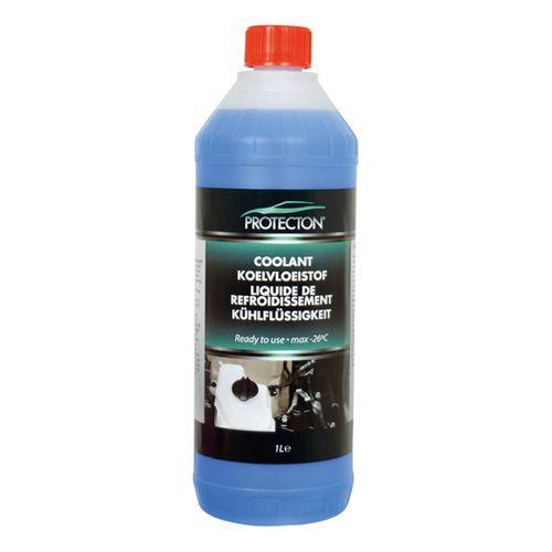 Protecton koelvloeistof kant en klaar 1l