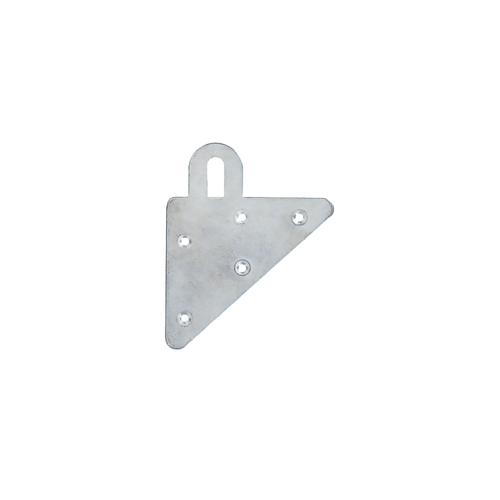 Vynex meubelverbinder verzinkt staal 77,5 x 71 x 96 mm