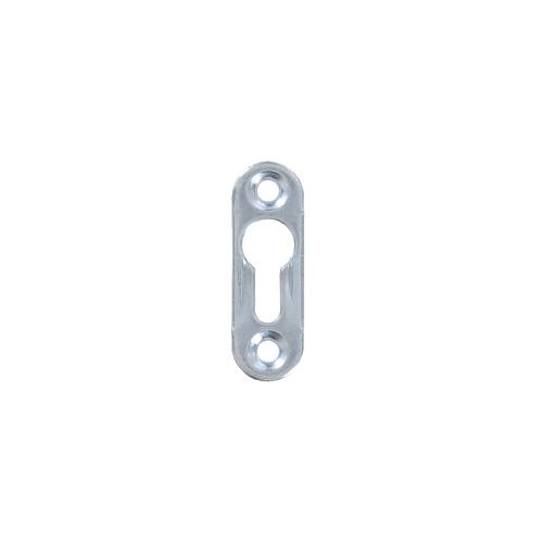 Vynex rekogen verzinkt staal 43 mm - 2 stuks