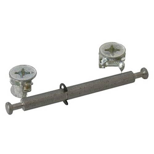 Vynex excenterverbinder staal diam. 15 x 85 mm - 2 stuks