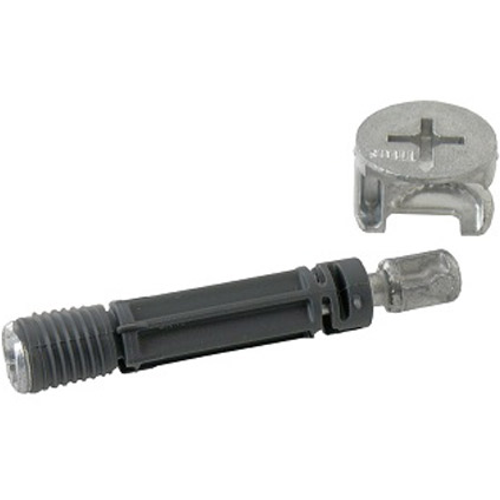 Vynex excenterverbinder staal diam. 30 mm - 2 stuks