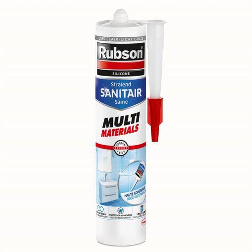 Rubson voegkit sanitaire  'Multi Materials' gris 280 ml