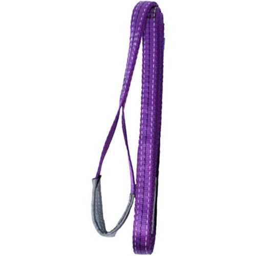 LOADLOK hijsband violet met lussen 3m 1000kg 14001943