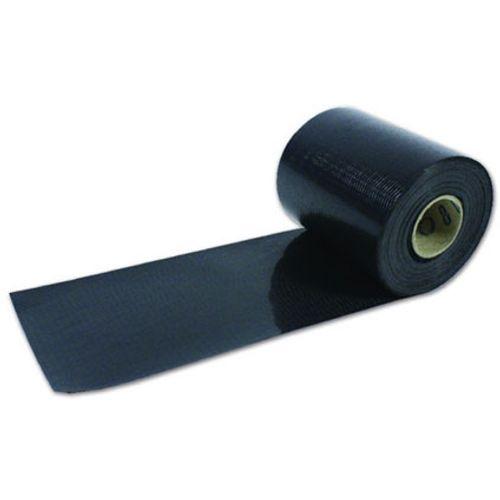 TOPPROTECT DPC-folie vochtscherm rol 50 x 0,35m zwart 14002491