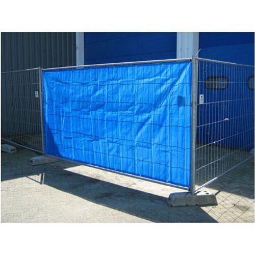 TOPPROTECT bouwhekkleed 1,76 x 3,41m blauw 14002449