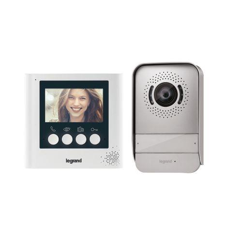 LeGrand videofoonkit 2 draads 4.33''