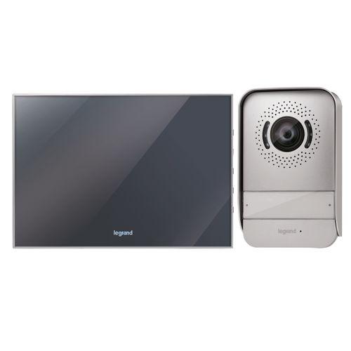 Kit videophone miroir LeGrand 2 fils 7''