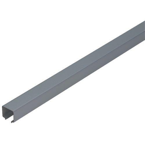 Rail de coulissage Hettich 'WingLine77' gris 1,2 m