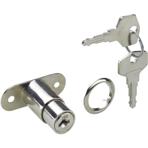 Hettich cilinderslot voor twee deuren 4 cm