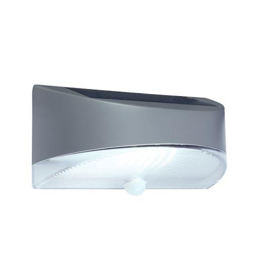 Lutec wandlamp buiten 'Bread Solar' 1,2 W