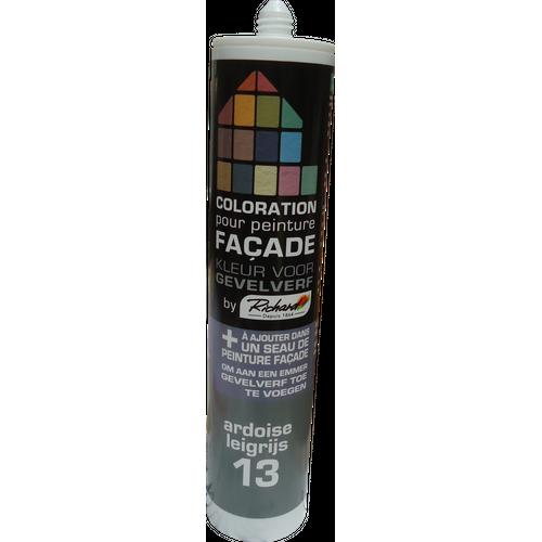 Colorant pour peinture façades Richard ardoise 450 gr