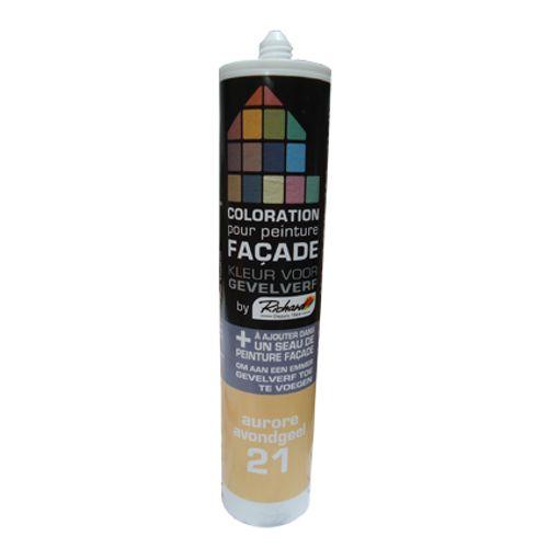 Colorant pour peinture façades Richard aurore 450 gr