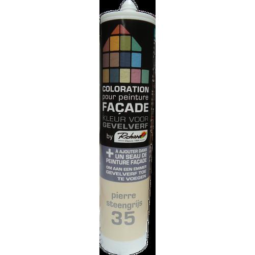 Colorant pour peinture façades Richard pierre 450 gr