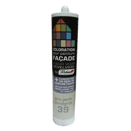 Colorant pour peinture façades Richard gris perle 450 gr