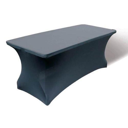 Partytafelhoes CP Fiesta zwart 181x75x74cm