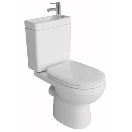 WC met ingebouwde lavabo Allibert 3/6 L