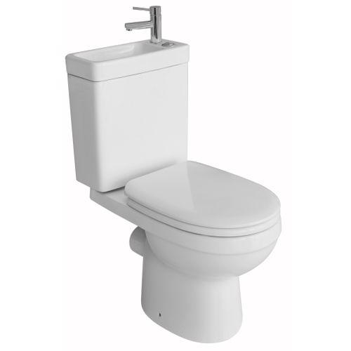 WC avec lave-mains intégré Allibert 3/6 L