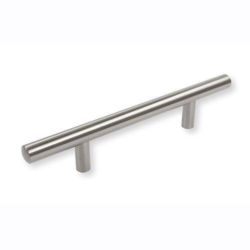 Decomode greep Bar nikkel 96mm 2st.