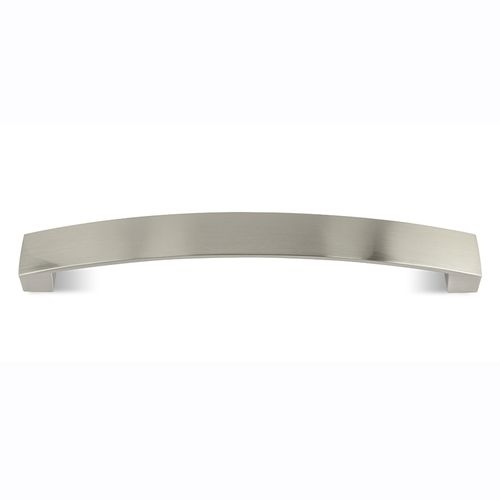 Decomode greep Style nikkel 160mm 2st.