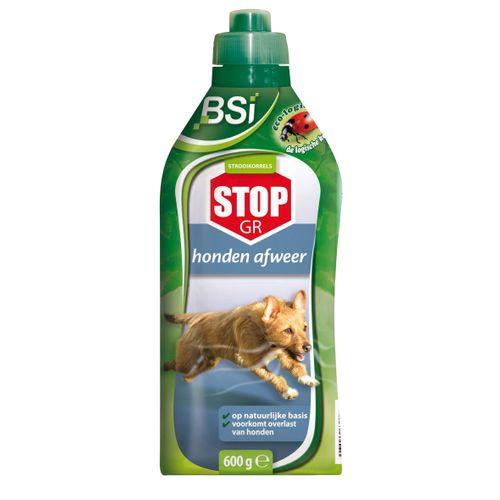 BSI hondenverjager strooikorrels Stop 600g