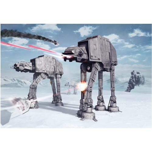 Fotobehang Star Wars battle of hoth