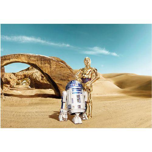 Papier peint photo 'Star Wars lost droids'