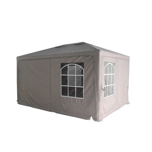 Central Park partytent Party Swing taupe 3x4m -2019-